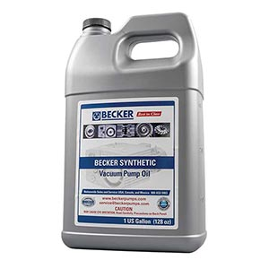 Becker Synthetic Oil
