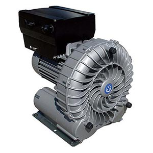 2-Stage Regenerative Blower vacuum Pumps